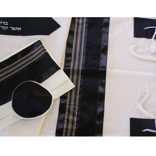 The Blue Tallit