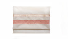 Load image into Gallery viewer, pink paisley bat mitzvah tallit set bag, girls tallit by galilee silks