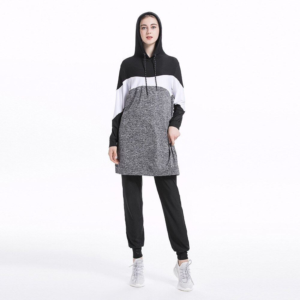 arab-muslim-2-piece-suits-tracksuit-hoodies-women-top-and-pant-spring-jogging-hooded-sports-outfits-sets-sweatshirt-suit