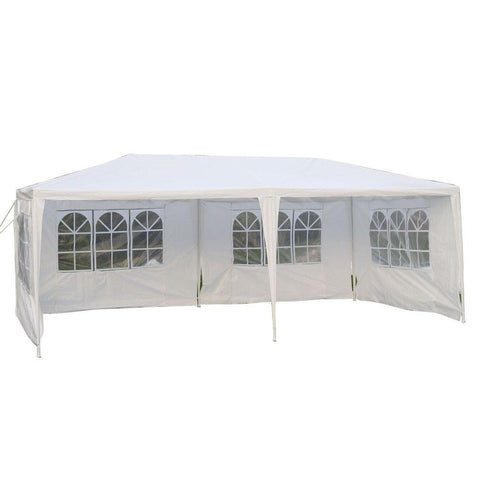 10'x 20' Outdoor Party Tent w/4 Sidewalls | Back To The Nature