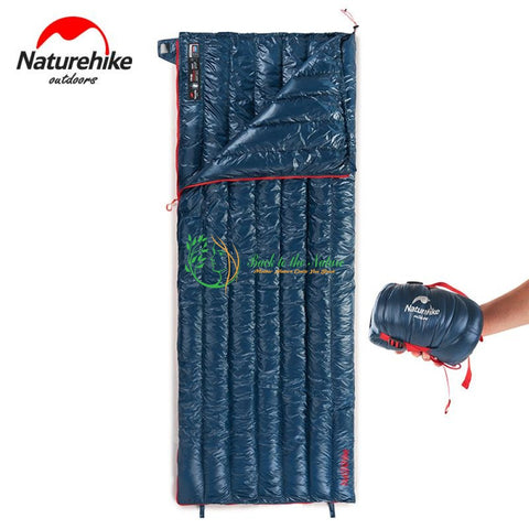 NatureHike Ultralight Envelope Sleeping Bag | Back To The Nature