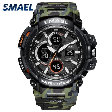 SMAEL 1708B Men Sports Watch | Back To The Nature