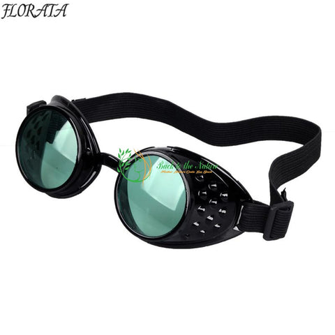 Gothic Cosplay Steampunk Goggles Glasses | Back To The Nature