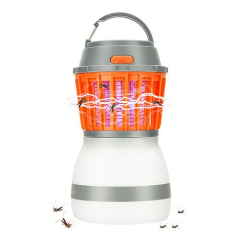 Multifunction Solar Mosquito Zapper