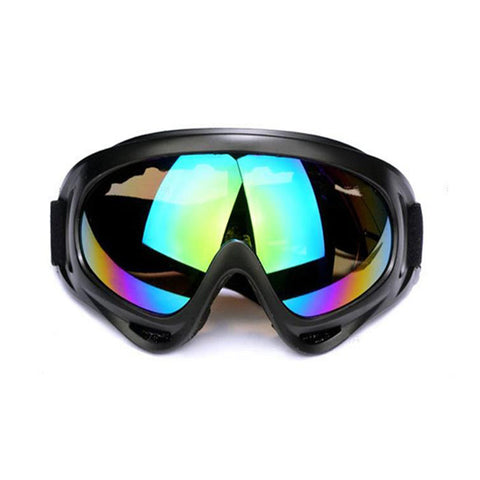 Adult Unbreakable Ski Goggles w/ UV Protection