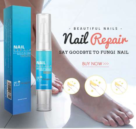 Natural Nail Care & Repair