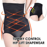 TUMMY CONTROL HIP-LIFT SHAPEWEAR