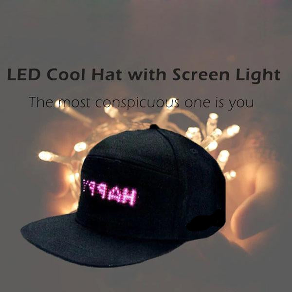 LED Message Cap