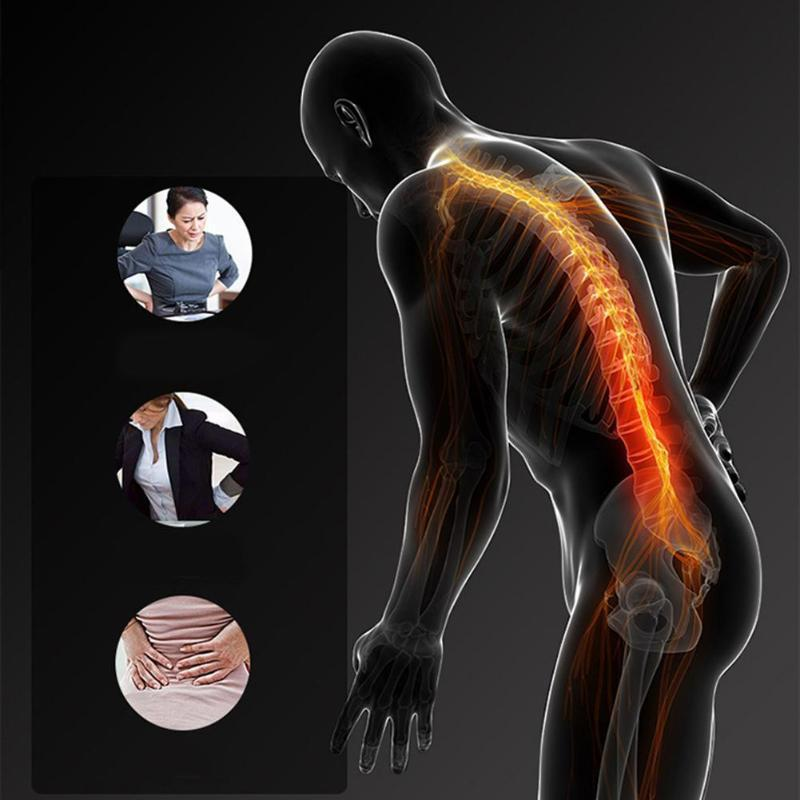 Adjustable Back Pain Reliever