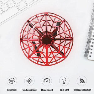 Mini Drone Quad Induction Levitation UFO - NOW 60% OFF!!