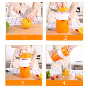 Portable Manual Juicer