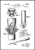 Phillips Patent Poster