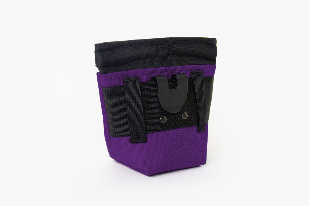Alamo Dog Treat Pouch / Limited Edition Purple