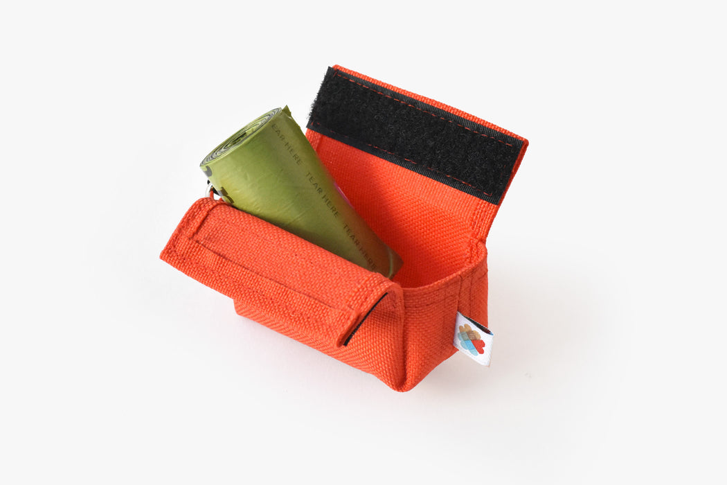 Funston Dog Baggie / Orange