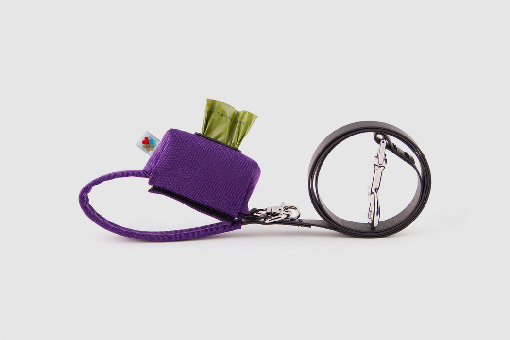 Funston Dog Baggie / Purple