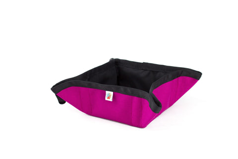 Funston To-Go Dog Bowl / Fuchsia