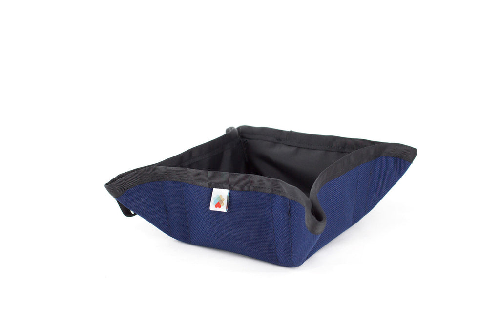 Funston To-Go Dog Bowl / Navy – Bowl - 1