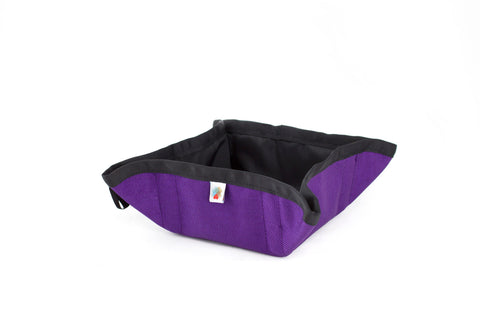 Funston To-Go Dog Bowl / Purple