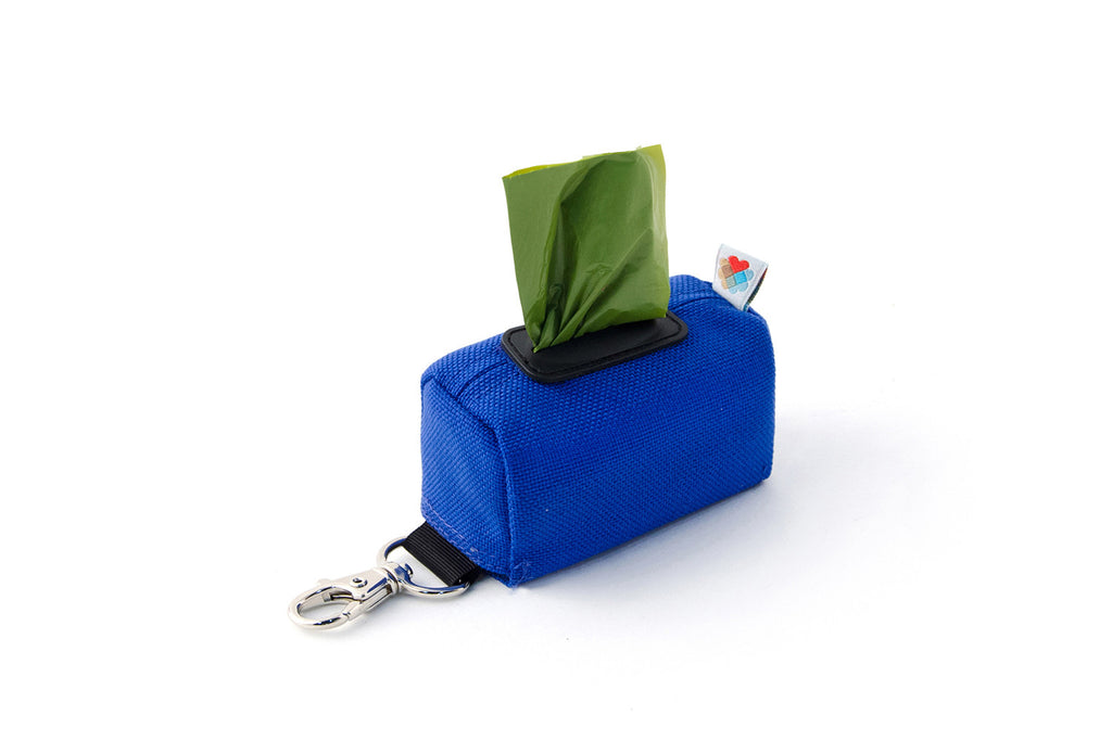 Funston Dog Baggie / Royal Blue - Wildebeest