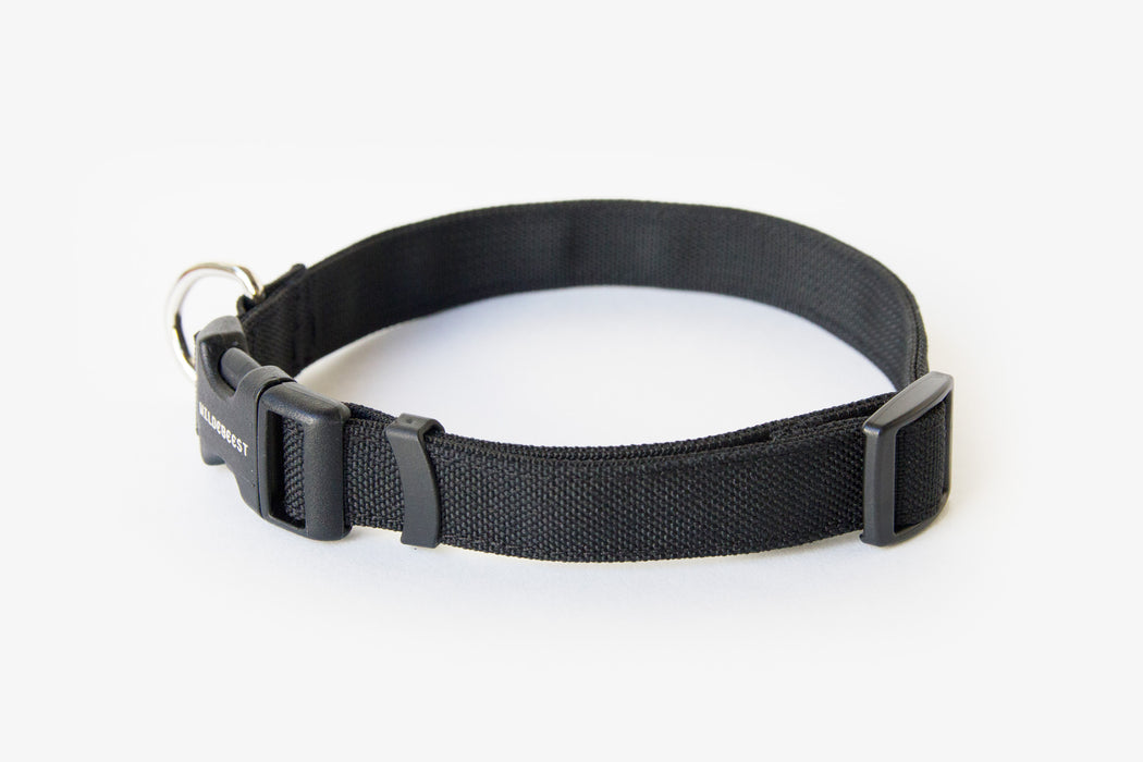 Funston Dog Collar / Black