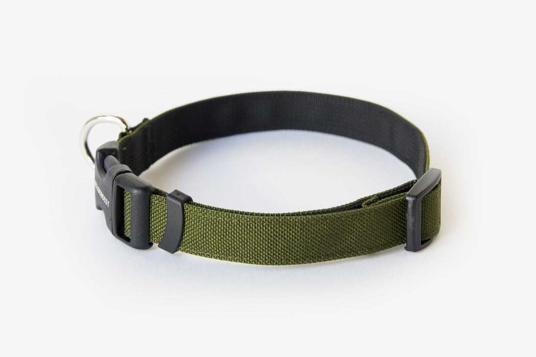 Funston Dog Collar / Olive