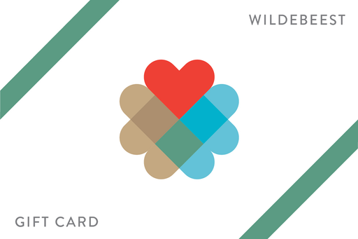 Gift Card - Wildebeest