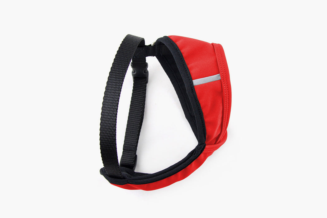 Laguna Soft Fit Dog Harness / Red