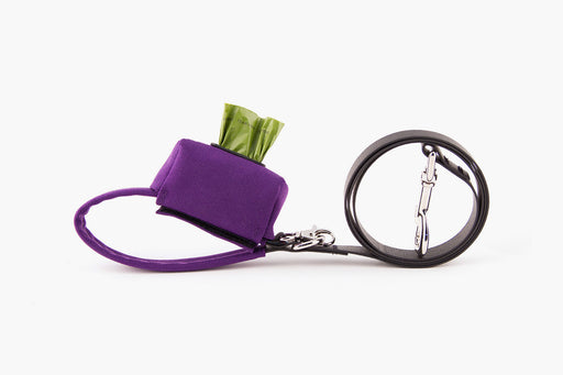 Funston Dog Leash / Purple