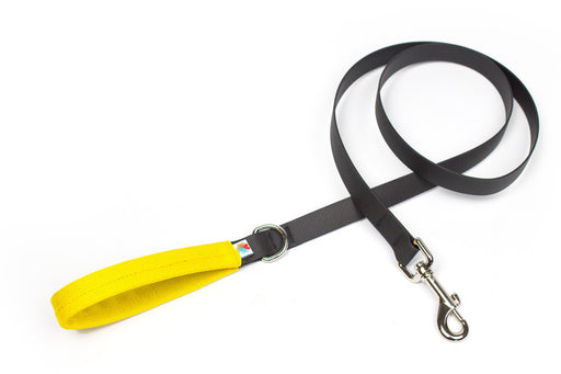 Funston Dog Leash / Yellow - Wildebeest