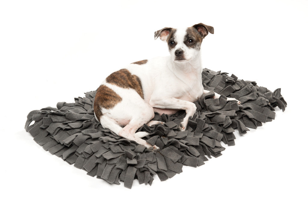Meadow Dog Bed / Charcoal – Dog Bed - 1