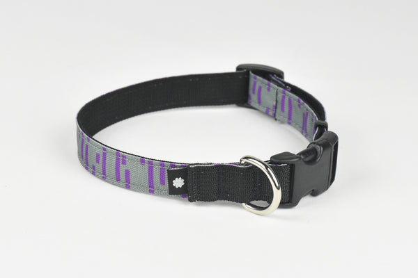 Pacifica Dog Collar / Grey