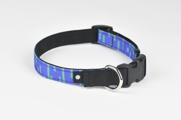 Pacifica Dog Collar / Indigo