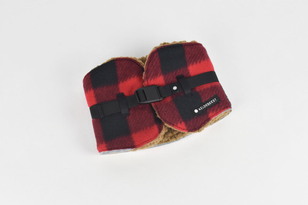 Buffalo Plaid Dog Scarf