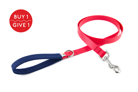 Funston Dog Leash / Redz Collection / Navy
