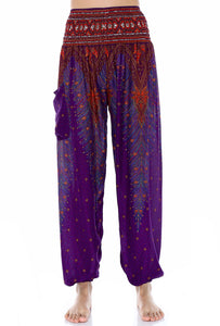 Plum fever Thai pant