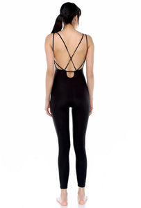 Catsuit unitard (black)