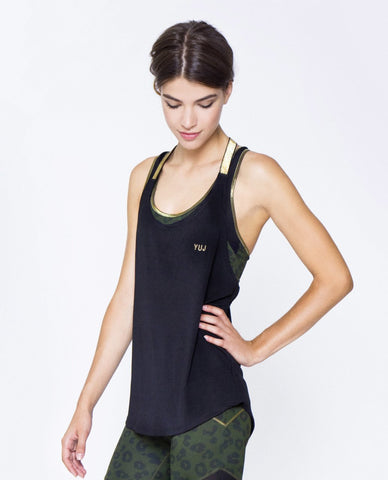 Leotee Gold Tank