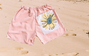 Puku Pants - Sunflower Pink