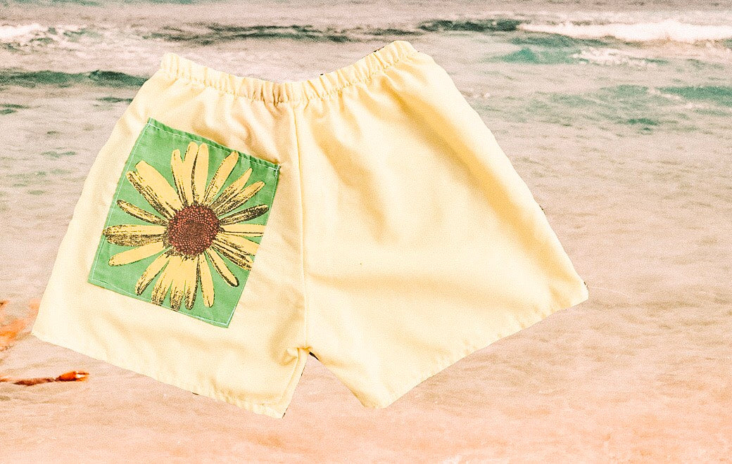 Puku Pants - Sunflower Yellow