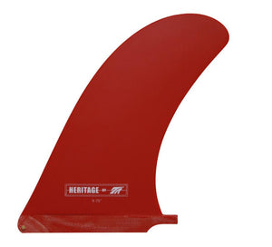 "Heritage Hatchet 10"" Red - True Ames"