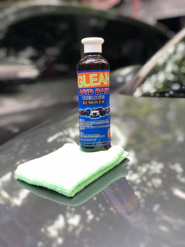 Glean Acid Rain Water Marks Remover