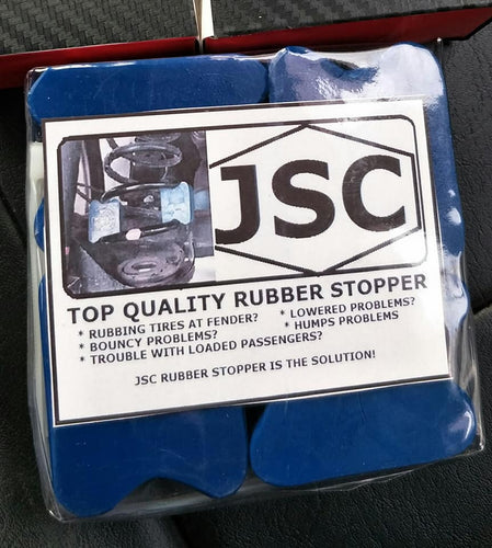 JSC Rubber Stopper(1 SET 4 PCS)