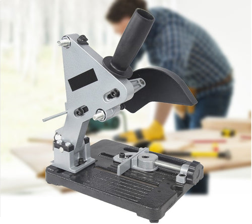 Portable Angle Grinder Stand (Angle grinder in the photos not included )
