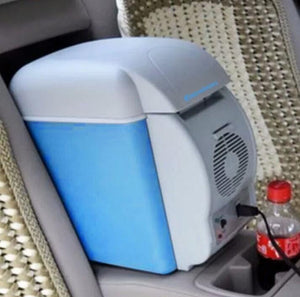 7.5L Portable Car Electronic 2-In-1 Refrigerator
