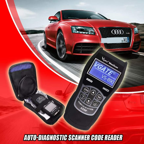Auto diagnostic scanner