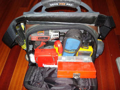 Electrical tool bag