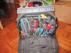 Tech-LC Electrician tool bag