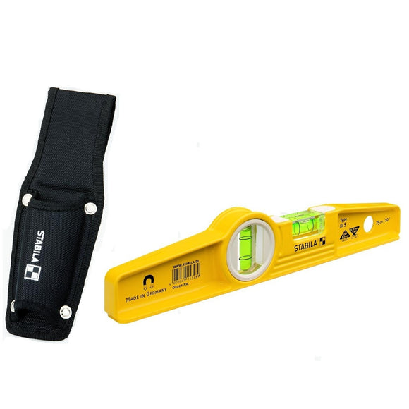Stabila magnetic level 250mm