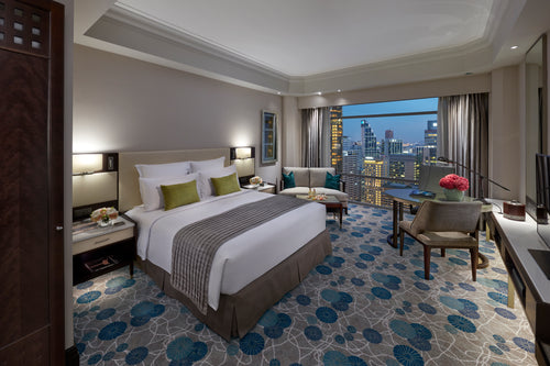 2-Night Club Deluxe City View Room Staycation Package - 55% Off