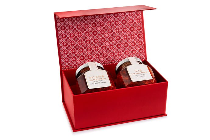 Lai Po Heen's Signature Sauces Giftbox